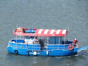 M/f Rosinante lautta