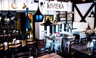 Pizzeria Riviera sisäkuva