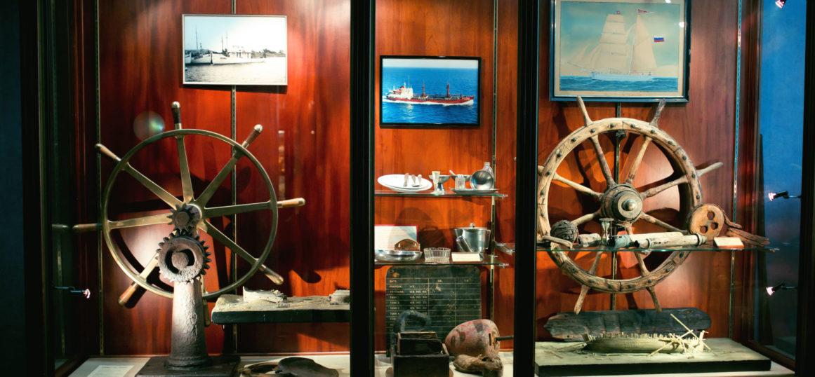 Rauma Maritime Museum and hellms