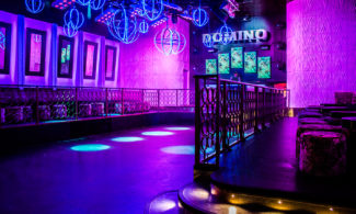 Domino Nightclub dancefloor