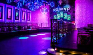 Domino Nightclub tanssilattia