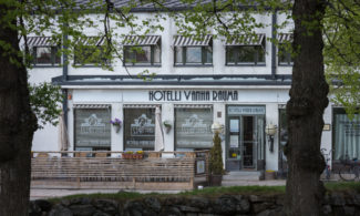 Hotelli Vanha Rauma ulkokuva