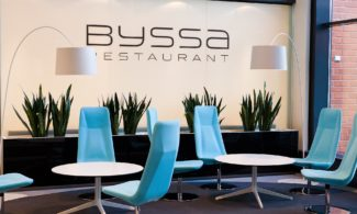 Lounge of Byssa.