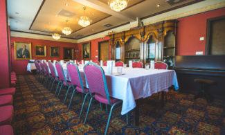 Meeting room of Hotel Kalliohovi