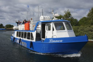 M/v Linnea water bus