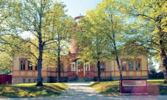Rauman merimuseo kevät