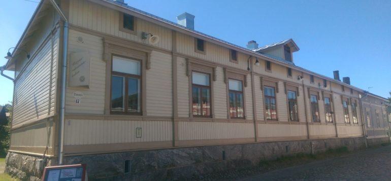 Renovation centre Tammela