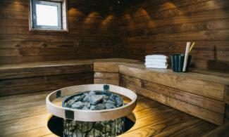 Hotelli Kalliohovin sauna