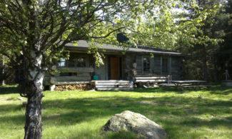 Kalamaja cottage in Nurmes.