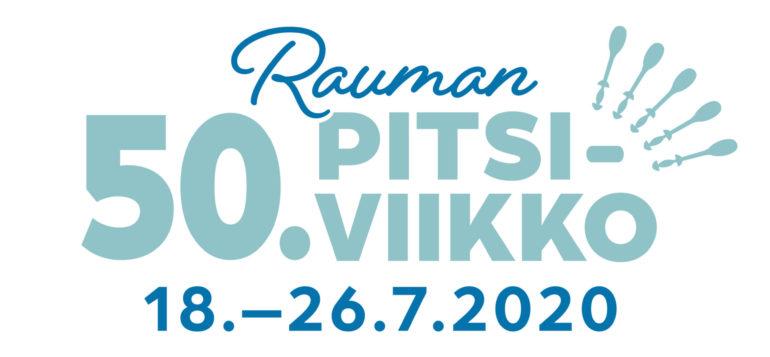 Pitsiviikko 18.-26.7.2020 logo