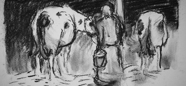 Hanneriina-Moisseinen: Still-kuva piirrosanimaatiosta, Syntymäpäivä / Birthday (2014)