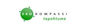Ekokompassi-tapahtuma -logo