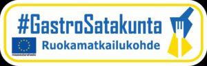 GastroSatakunta ruokamatkailukohde -logo.